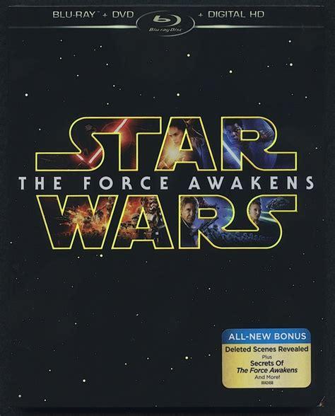 Wars The Awakens Dvd Original pristine auction