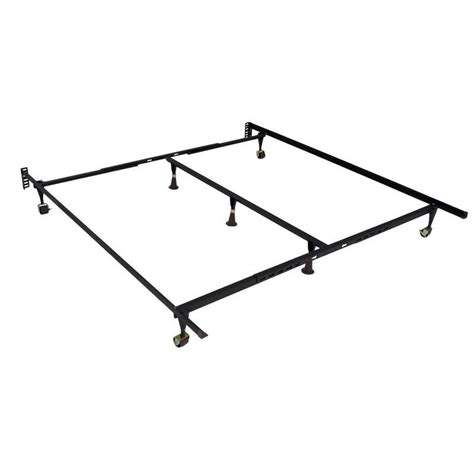 Coaster Bed Frame Coaster King California King Bed Frame In Black 350010qk