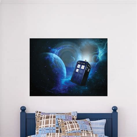 doctor who wall mural dr who wallpaper decal sticker dr who tardis vinyl wall decal tardis wall decal dr who