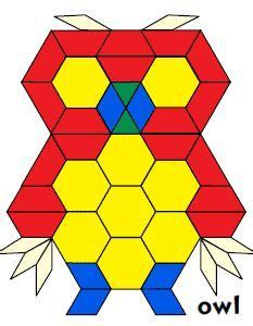 shape using pattern blocks jessica s pattern block mats printables free pattern