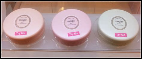 Etude Magic Any Cushion etude house magic any cushion launch the secret is out
