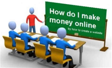 How Do I Make Money Online - make money online with your website affiliate marketing