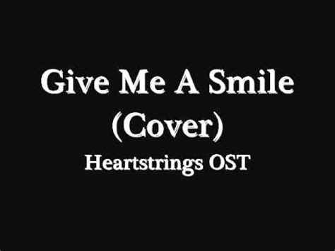 give me comfort give me a smile comfort song heartstrings ost cover