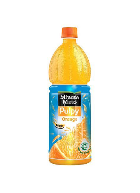 Minute Pulpy Orange Minuman minute juice pulpy orange btl 1l klikindomaret