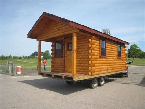 Log Cabin Travel Trailer by Log Cabin Travel Trailers Car Interior Design