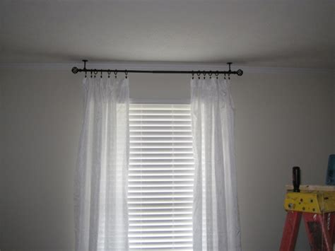 curtain ceiling mount aids in home sewing a ceiling mounted curtains home