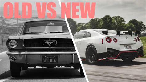 new car vs car cars vs new cars