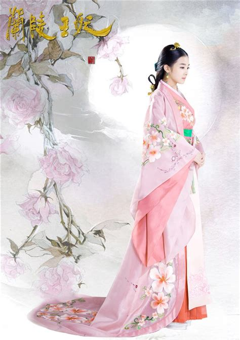 china orchid hill zhang hanyun releases as princess of orchid