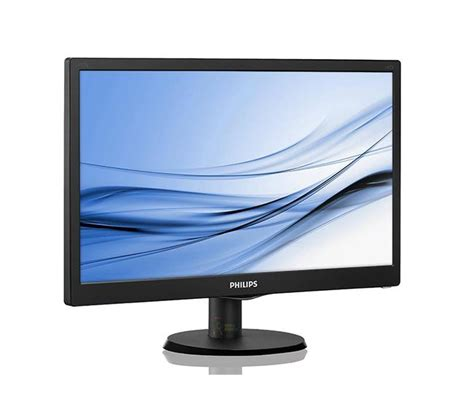 Led Philips 19 Inch philips 163v5lsb23 94 15 6 inch led backlit lcd monitor review specs price in india review