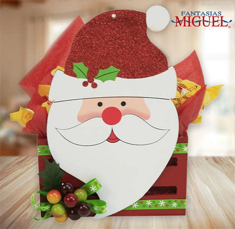 dulceros navidenos dulcero navide 241 o navidad santa claus decoraci 243 n