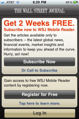 wsj mobile site wsjのモバイルアプリはなぜカスタマーレビューが星2つなのか u site