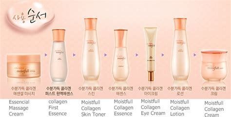 Etude House Moistfull Collagen etude house collagan moistfull skin care kit review