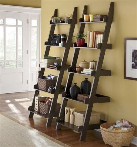ladder shelves ladder shelves shelving