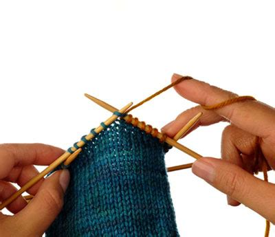 easy way to cast on in knitting how to knit an afterthought heel dummies