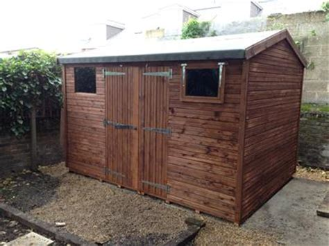 Beast Sheds Reviews by Wooden Garden Sheds Free Fitting Delivery Beastsheds