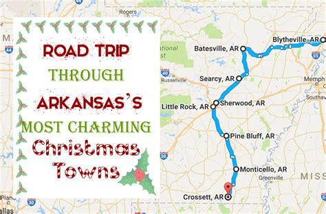 an unforgettable road trip through missouri s quaint small towns road trip through arkansas christmas towns you need to see