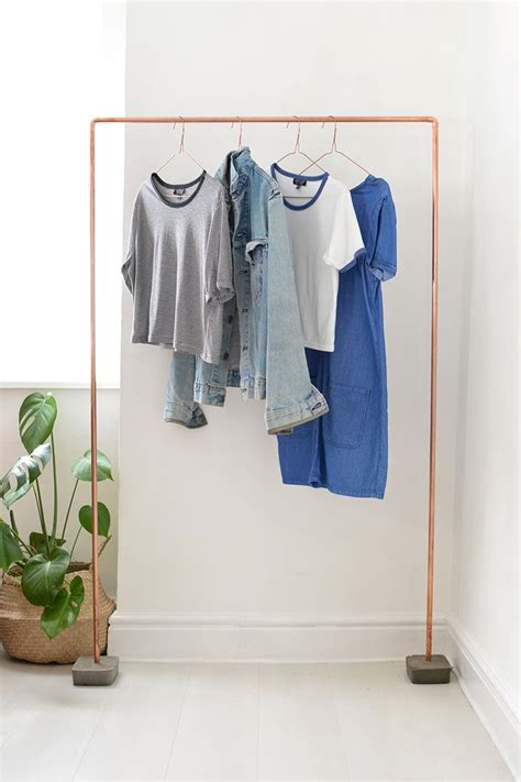 Make Clothes Rack by Best 25 Clothes Racks Ideas On Clothes Rail Ikea Clothes Rack And Clothing Racks