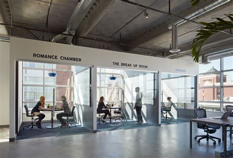 designboom office dropbox san francisco office by boor bridges geremia design