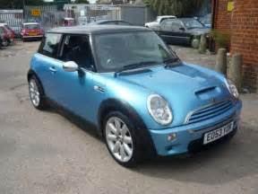 Blue Mini Cooper For Sale Mini Cooper S For Sale 2003 On Car And Classic Uk C181114