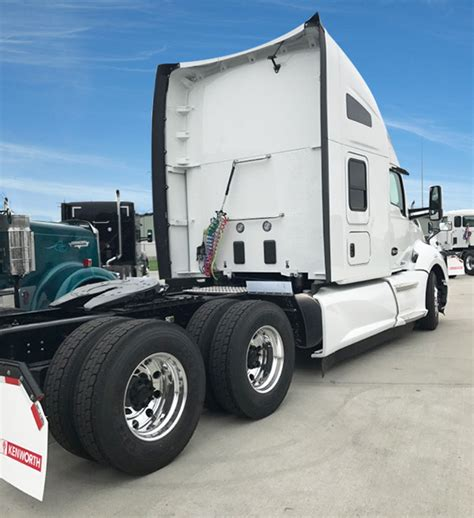 kenworth truck warranty 2018 kenworth t680 double bunk sleeper fedex trucks
