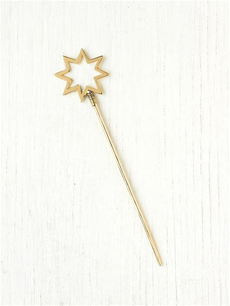 Free People Sweepstakes - diy free people inspired star wand bun picks another round of blogher hair