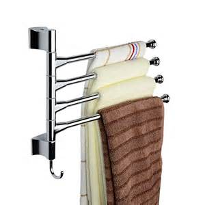 wall mount towel bar towel bars wall mounted single and swing