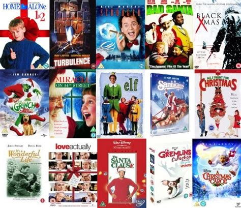 christmas films our top 15 christmas films flecking records