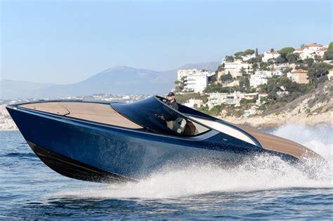 aston martin boat aston martin am37s platinum speed boat is the million