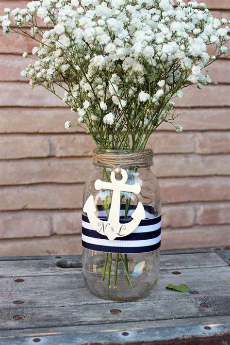 nautical themed centerpiece ideas best 25 nautical decor ideas on