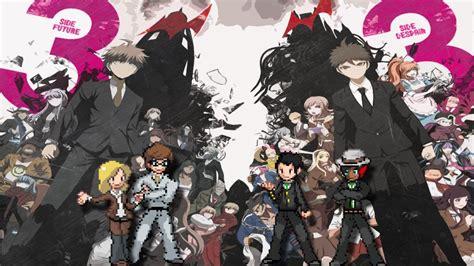 danganronpa 3 anime despair future hope arc discussion