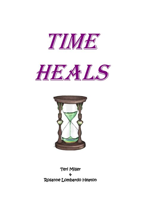 time heals all things books self help books go social