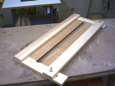 Wooden Machinist Tool Box Plans Dado Router Jig L Shaped