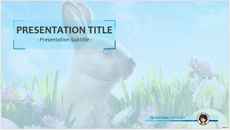 easter powerpoint templates free easter powerpoint template 8237 sagefox free