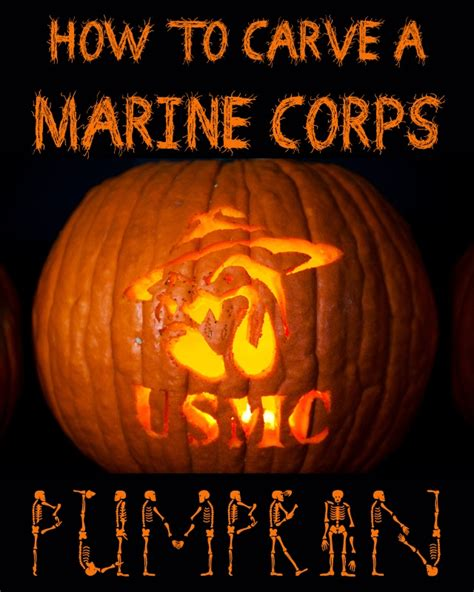 navy pumpkin carving template 7 best favorite qoutes images on usmc quotes