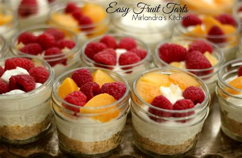 easy fresh fruit dessert recipes easy fruit in jars fresh and lovely mirlandra s kitchen
