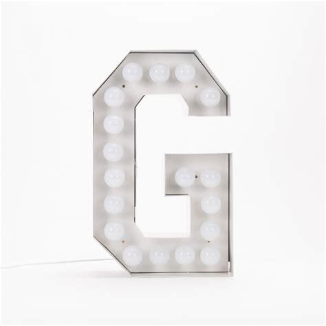 seletti lettere free seletti alphabet l lada led vegaz lettera g