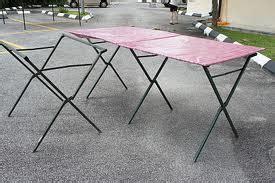 Meja Lipat Di Malaysia sewa meja lipat di medan info bisnis medan