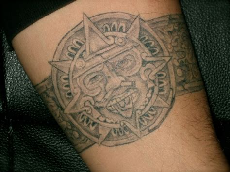 aztec sun tattoo aztec tattoos designs ideas and meaning tattoos for you