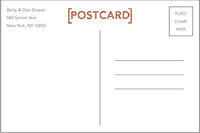 is there a post card template on microsoft powerpoint ello there invitations new postcard template