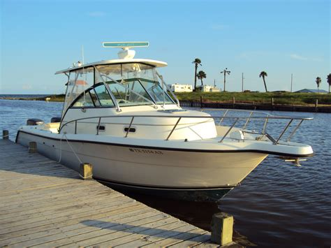 pursuit diesel boats for sale sold 1999 pursuit 2870 walkaround twin 225 yamaha ox66