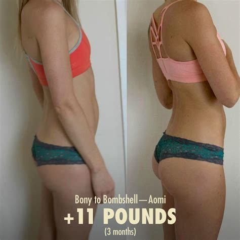 Get A Like A Bombshell by What Every Naturally Thin Needs To About