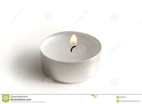tiny petite candle stock images image 2832474