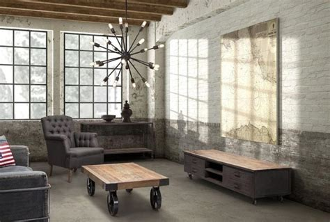industrial look living room 15 stunning industrial living room designs rilane