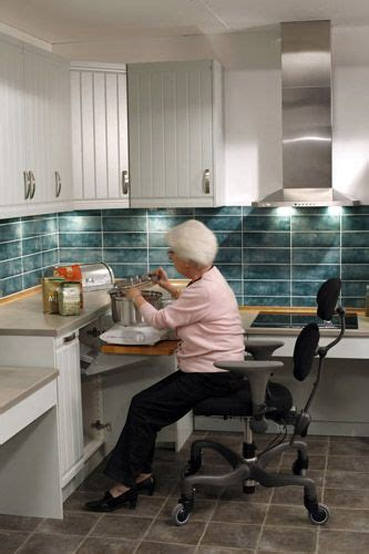 kitchen layout for elderly freedom accessible home lifts kitchen appliance lift