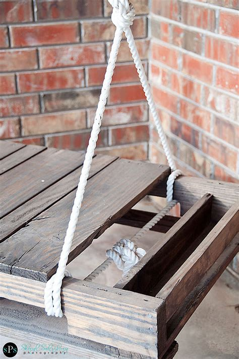how to make pallet swing diy pallet swing simple and easy way to craft up your own