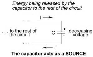 capacitor energy release feee fundamentals of electrical engineering and electronics electric fields and capacitance