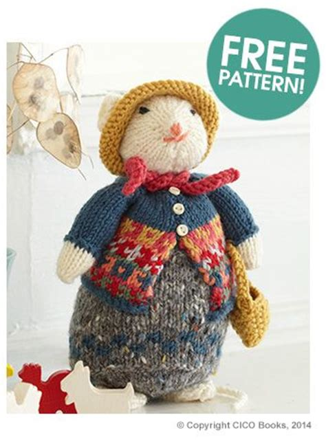 Unique Dolls Knitting Patterns Free Download Crest Knitting