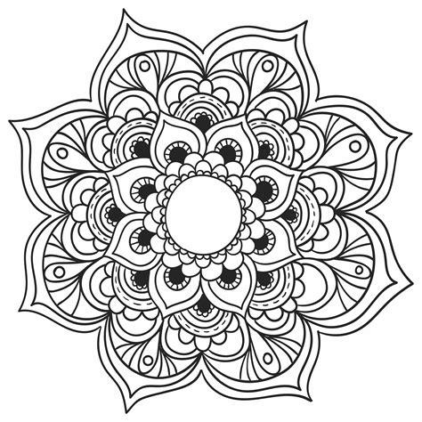 desenho mandalas mandalas para colorir imagens png