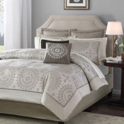 bed bath and beyond king comforter sets buy medallion bedding set from bed bath beyond