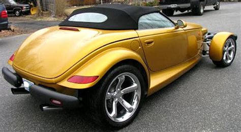 chrysler plymouth prowler photos amp pictures of gold prowler